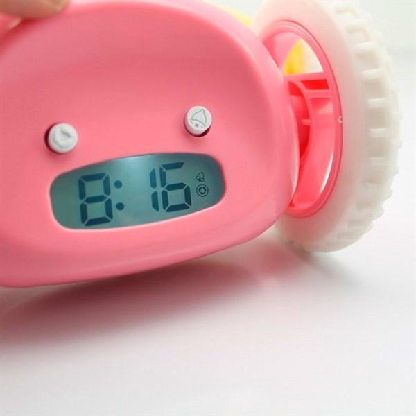 Убегающий будильник Run clock - фото 4583