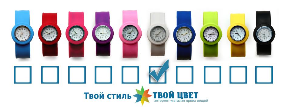 Детские часы Mini Slap on Watch